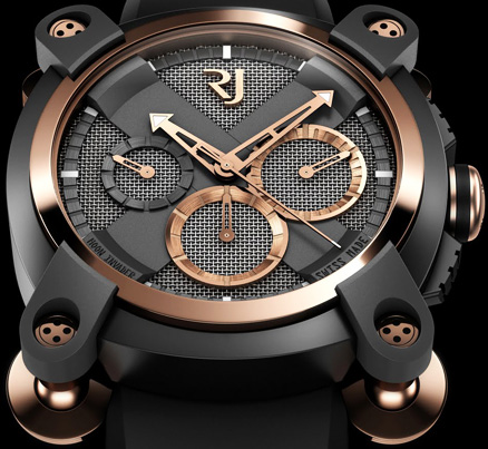 There are watches made from the spare parts of the apollo 11 and moon rock the romain jerome - Spare time gadgets ...